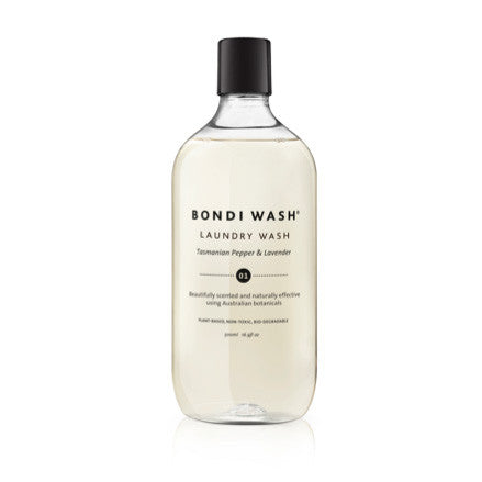 LAUNDRY WASH | tasmanian pepper + lavender by bondi wash