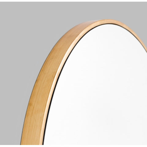 MIRROR | bella with brass frame in 3 sizes