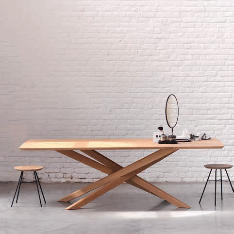 Dining Table Mikado In Oak By Ethnicraft Cranmore Home