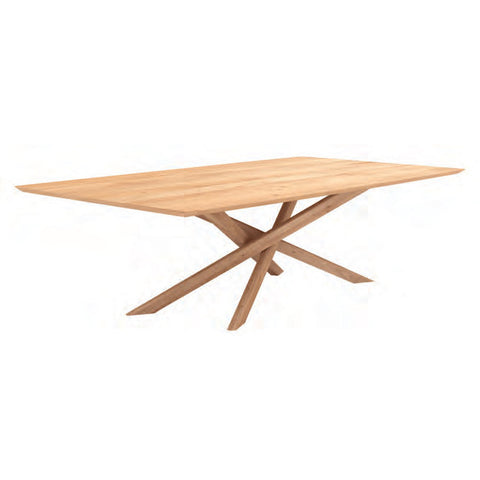 DINING TABLE | mikado in oak by ethnicraft