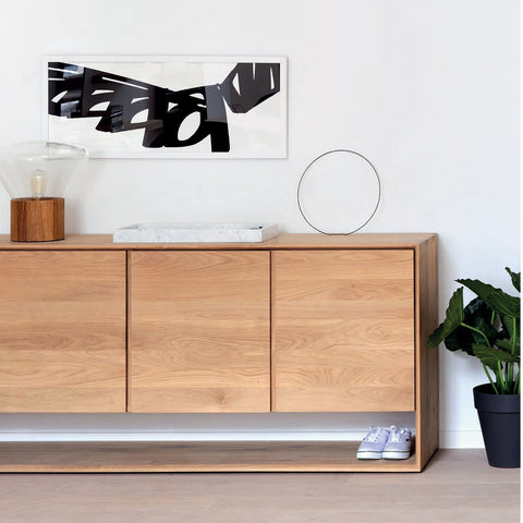 BUFFET | nordic in oak by ethnicraft