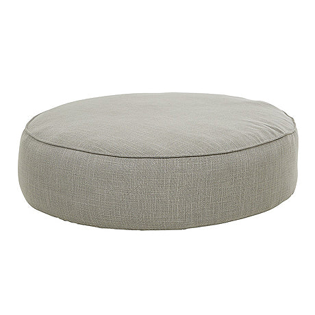 OTTOMAN | vittoria retreat design in solder by globewest