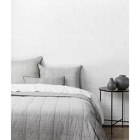 QUILT | monsoon design in silver by L+M Home