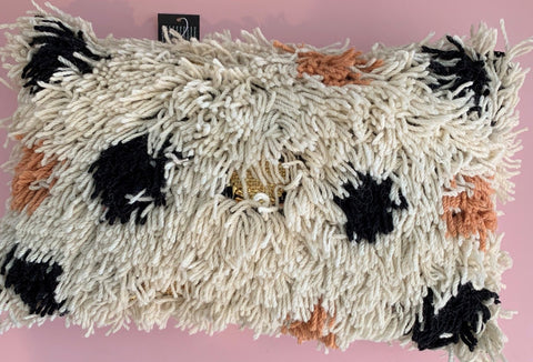 CUSHION | Shaggy Cushion by Langdon LTD