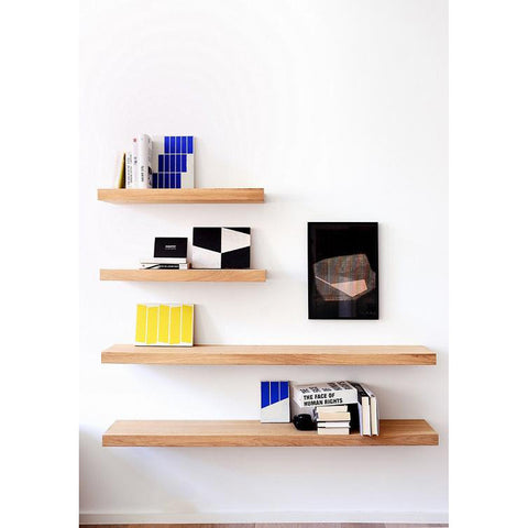 SHELF | oak in two sizes by ethnicraft