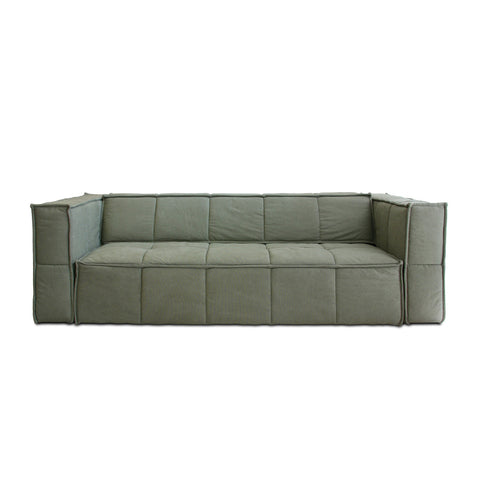 SOFA | 3 or 4 seater in army green by hk living