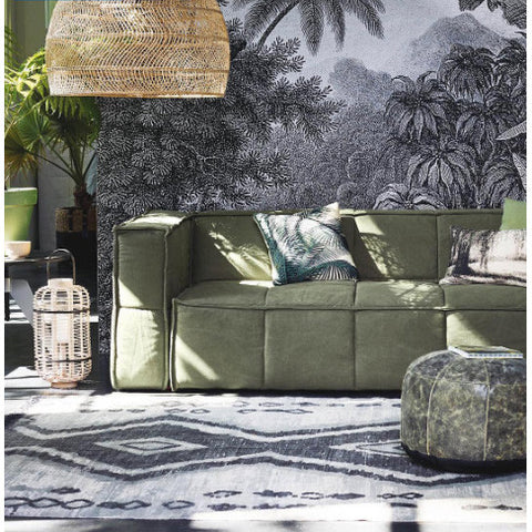 WALL CHART | jungle XXL by hk living