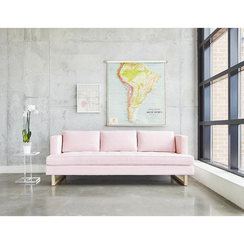 SOFA | velvet blush gus design by globewest