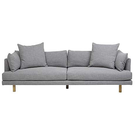 SOFA | vittoria iris 4-seater in pavement by globewest