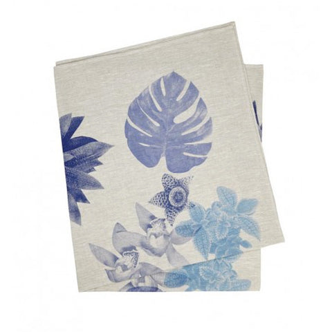 TABLECLOTH | rare garden blue by bonnie + neil