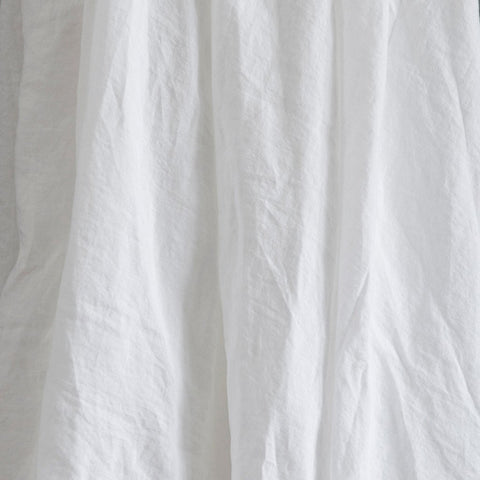 TABLE CLOTH | white linen in three sizes by Cultiver