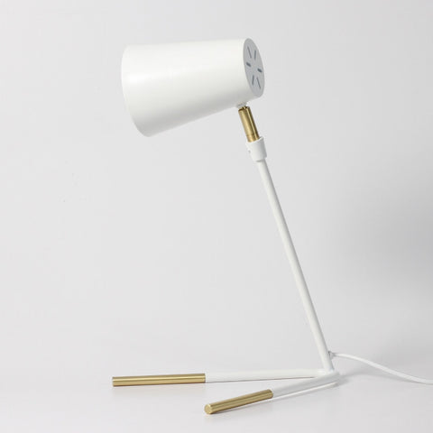 TABLE LAMP | cove design in white by the ILC