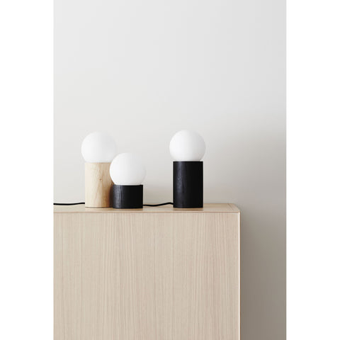 TABLE LAMP | harley design in black by milk + sugar