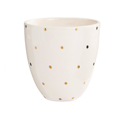 TUMBLER | set of two gold spot by mozi