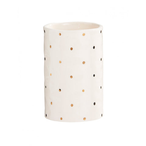 VASE | mini gold spot vessel by mozi