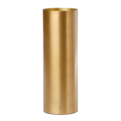 VASE | polished brass by zakkia