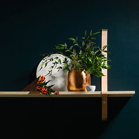 VESSEL | copper planter by Lightly