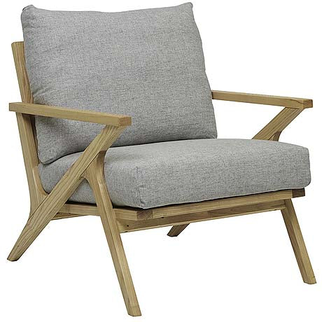 OCCASIONAL CHAIR | vittoria folk design by globe west