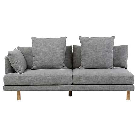 SOFA | vittoria iris 2-seater in pavement by globewest