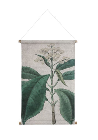 WALL ART | Botanical School Chart by HK Living