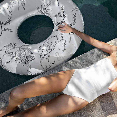 POOL TUBE | Spring White by &Sunday