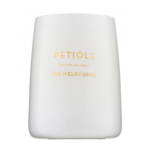 CANDLE | petiole white matte by SOH Melbourne