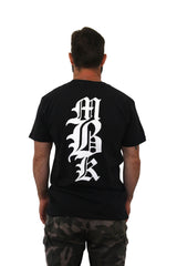 NeckTat Black Tee