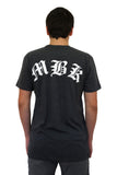 Andy Tattoo Charcoal Marl Tee
