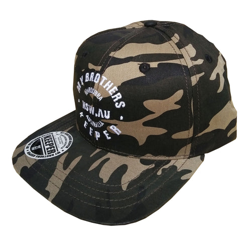 The Stamp Army Cap