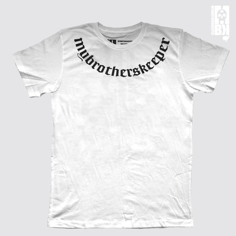 Neck Tat White Youth Tee