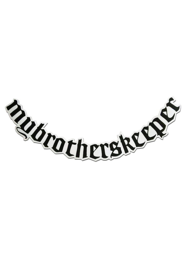 NeckTat Sticker
