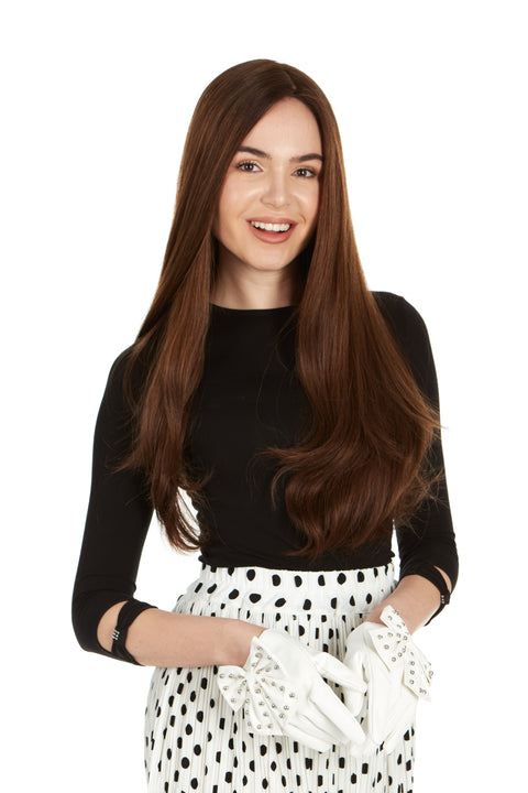 Mazali Gold™ Light Density Human Hair Wig