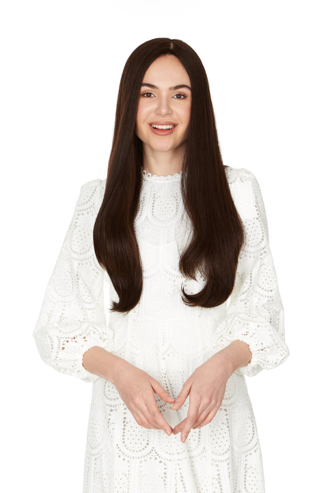 Mazali Basic™ Light Density Human Hair Wig