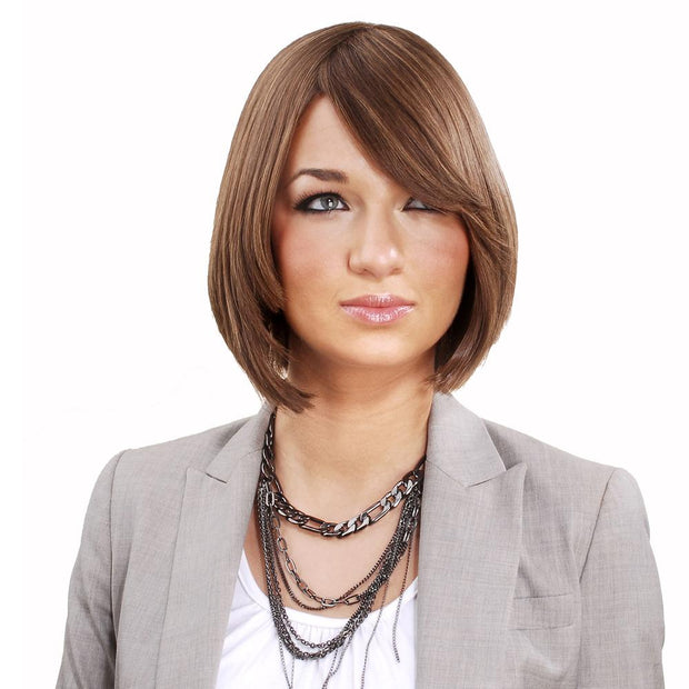 Empower Comfort Monofilament Human Hair Wig