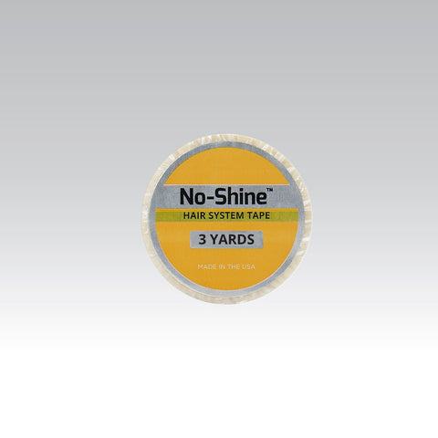 "No-Shine Roll 1/2"" X 3 YDS (108"") by Walker Tape for Toppers Wigs & Hair Systems"