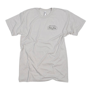 The Flagship Shirt - Silver