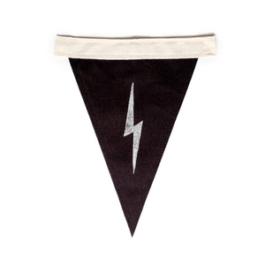 Canvas Bolt Pennant