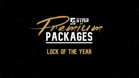 5 STAR LOCK OF THE YEAR (Read Details)