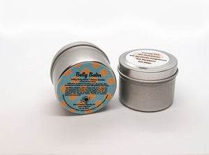Hotty Body Lavender Belly Balm - Itchy • Dry Skin • Stretch Marks