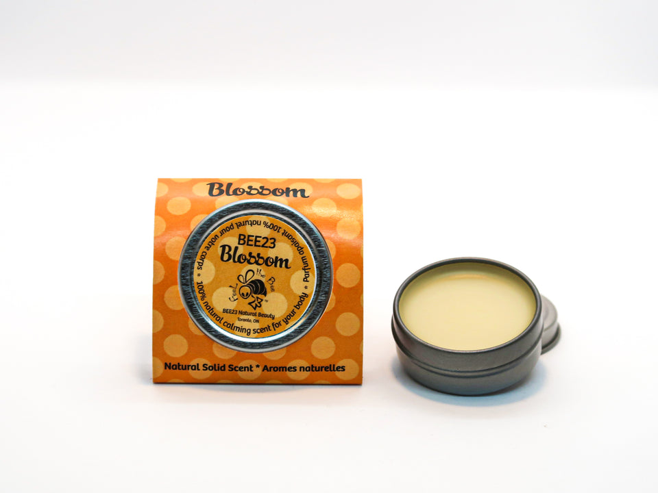 Blossom Natural Solid Scent