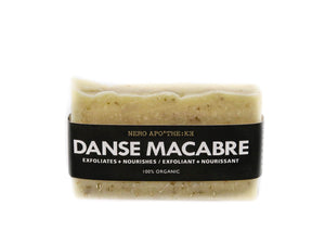 DANSE MACABRE Natural Soap Bar