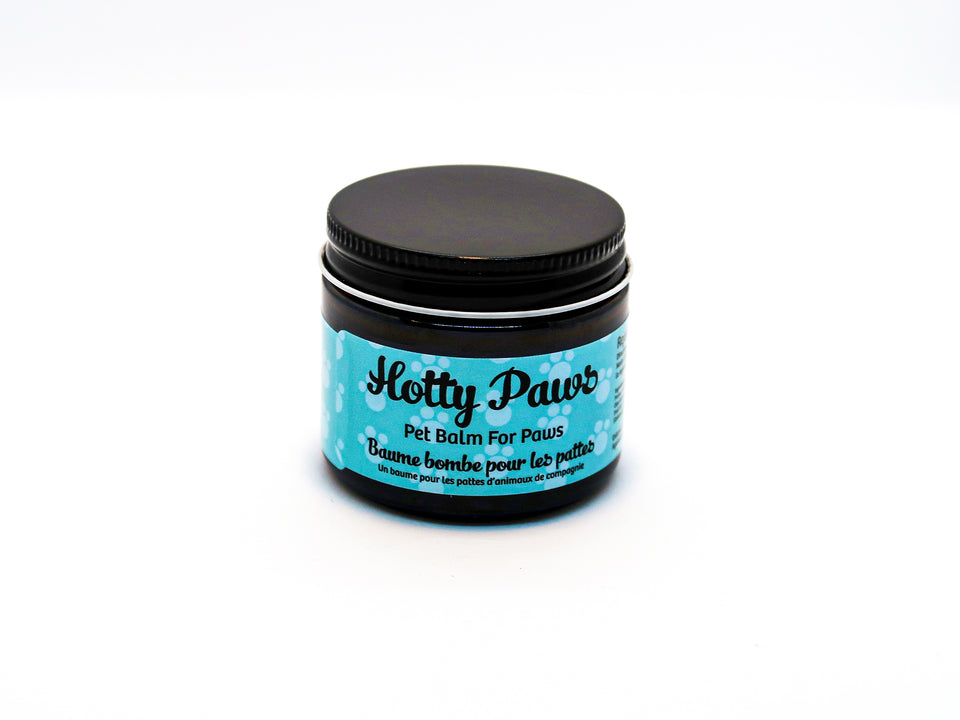 Hotty Paws for Pet Pads & Skin - Cracked • Hot Spots • Sensitive