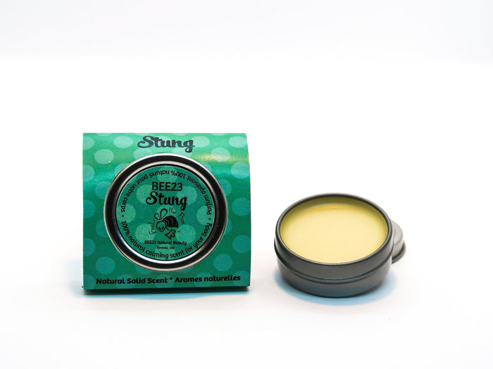 Stung Natural Solid Scent