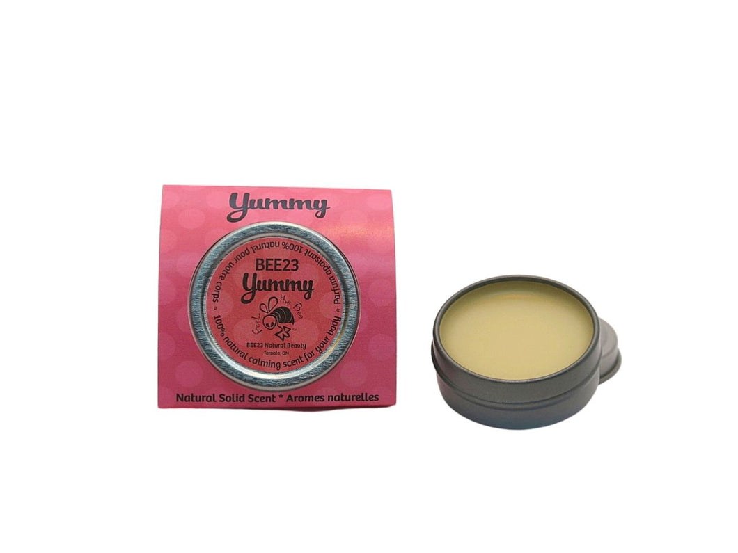 Yummy Natural Solid Scent Wholesale