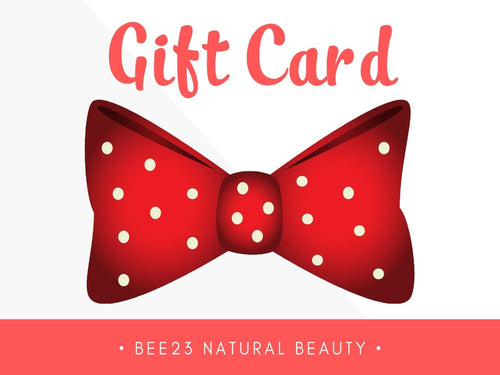 BEE23 Gift Cards