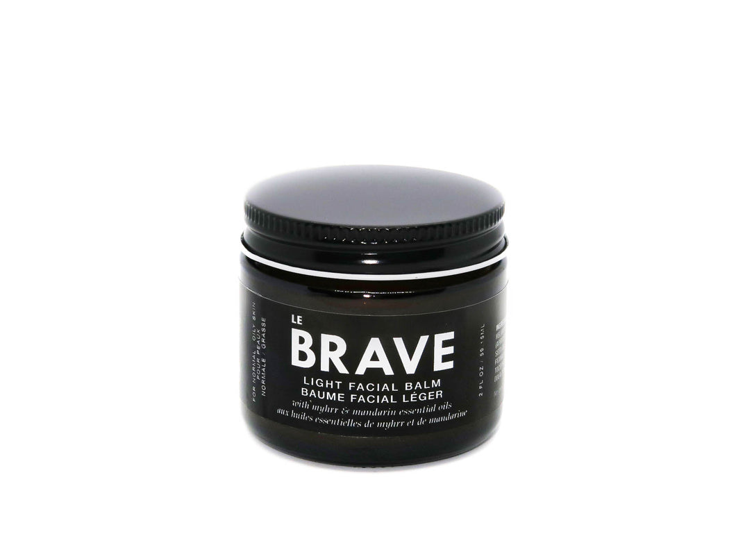 LE BRAVE Light Facial Balm - Combo • Acne • Primer