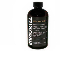 NEW! IMMORTEL Natural Shampoo Fresh + Fortifying