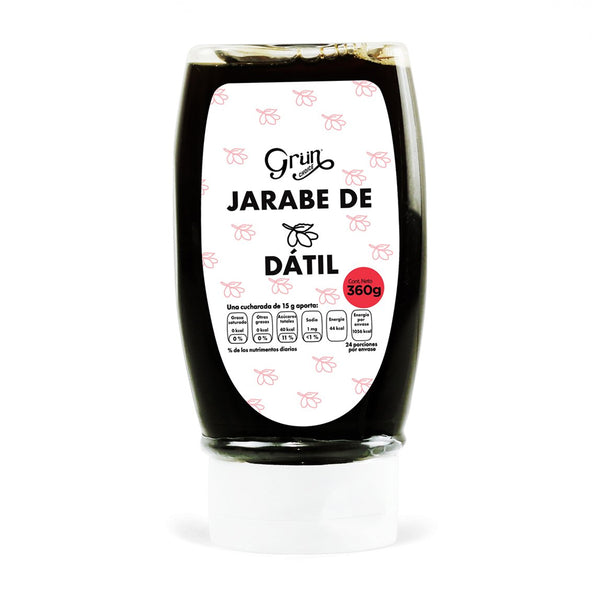 Jarabe de Dátil - 360ml
