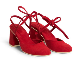 THE HOLIDAY HEEL – RUBY