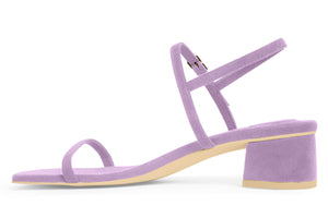 THE MILLI SANDAL – HELIOTROPE